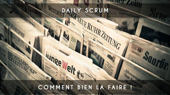 La Daily Scrum