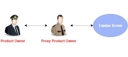 Proxy Product Owner