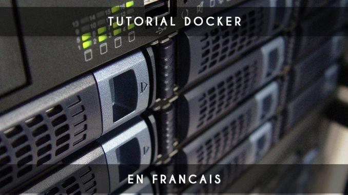 tutoriel docker compose - français - dockerfile