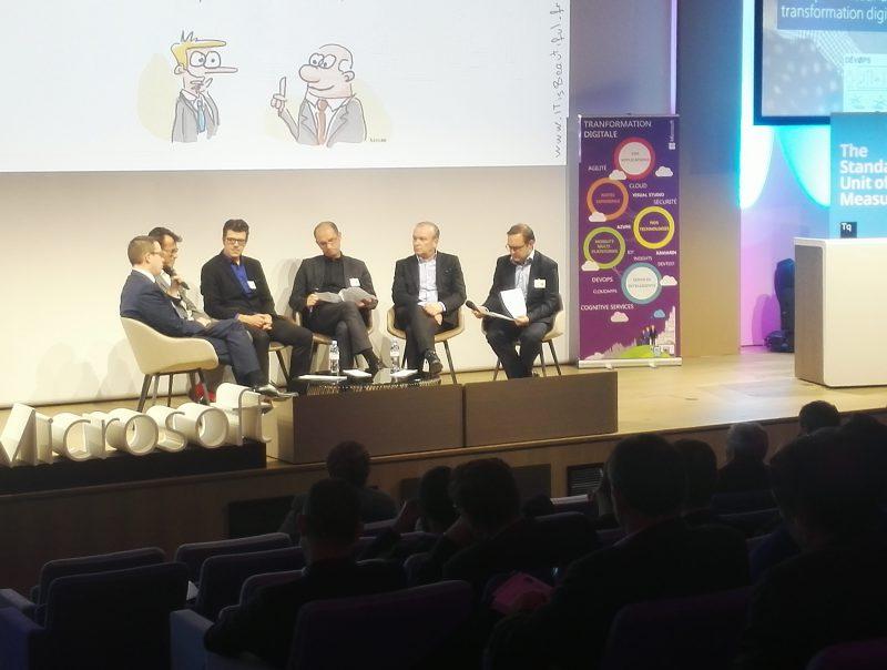 Conférence MSIT 2016 [DEVOPS] 2