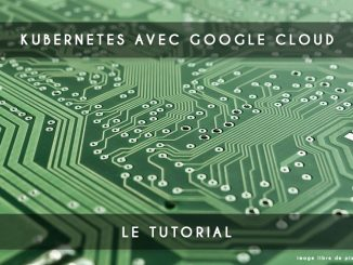 kubernete et google cloud