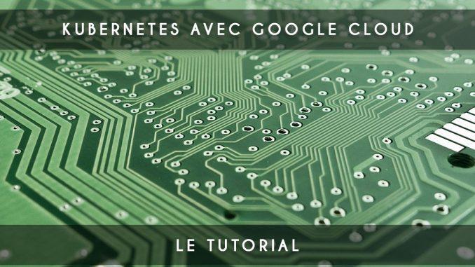kubernete et google cloud