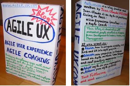 Product Vision Box - Product Box