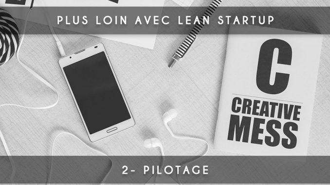 lean startup pilotage