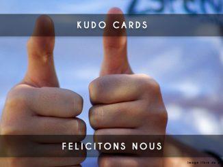 kudo cards