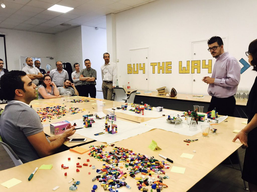Lego4Scrum Myagile Partner