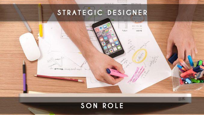 strategic designer
