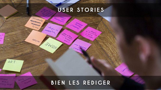 rediger user story