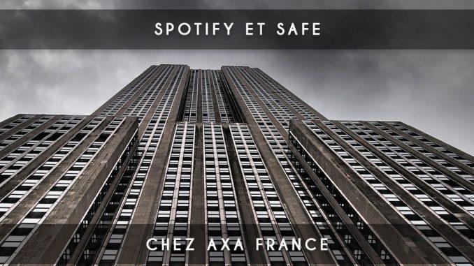 spotify et safe