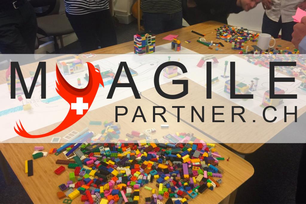 myagile partner ch Lego4scrum
