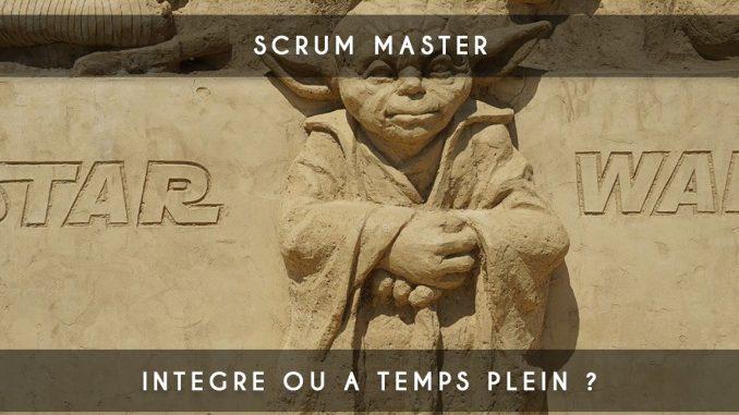 scrum master integre