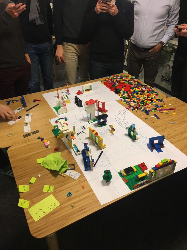 ville Lego chez Yomeva