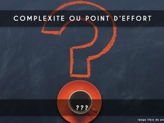 complexite ou point d effort