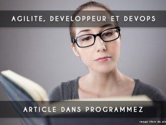 agilite, developpeur et devops
