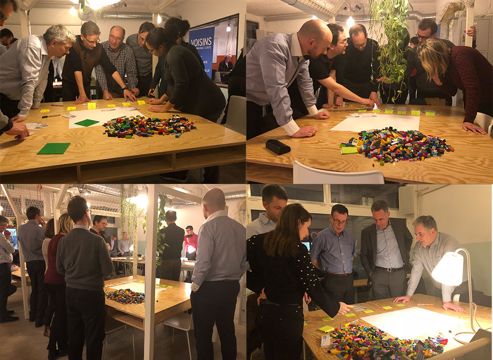 Lego4scrum sur Genève