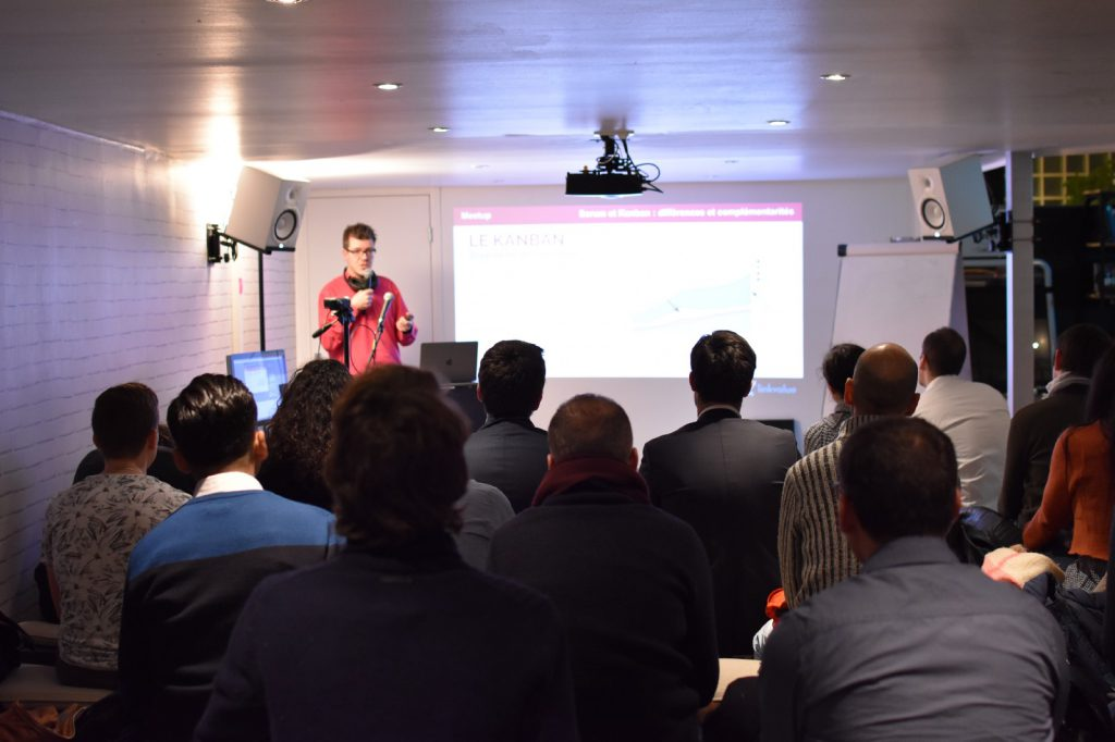 meetup Myagile Partner et Linkvalue