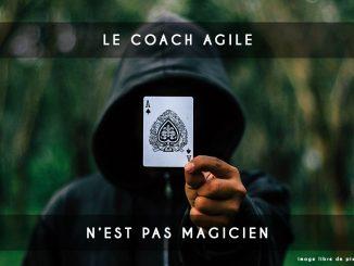 coach agile magicien