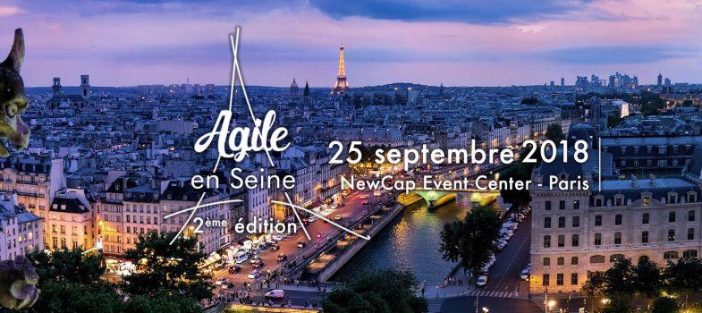 Agile en Seine 2018 - agile en seine
