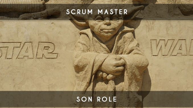 Maitre Yoda - Scrum Master