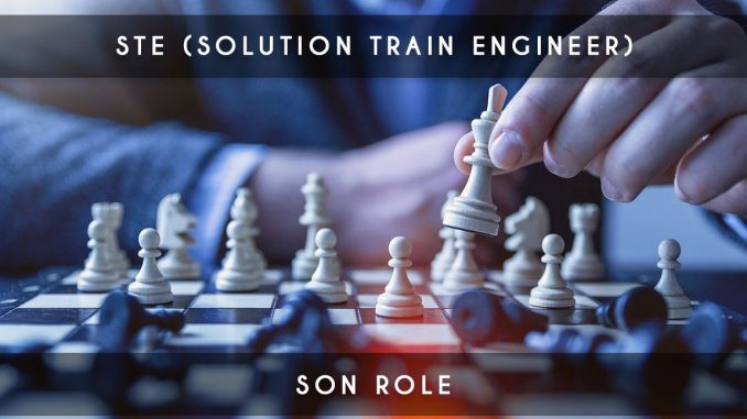 ste - solution train engineer