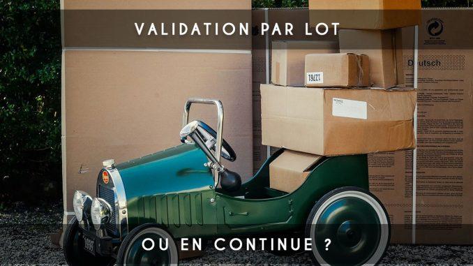 validation continue