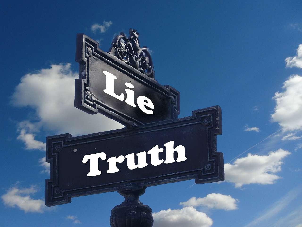 mensonges et verites