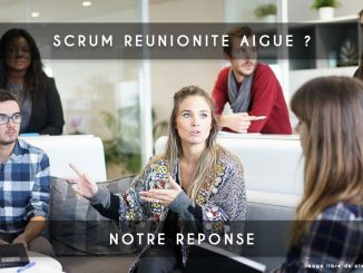 scrum reunionite aigue