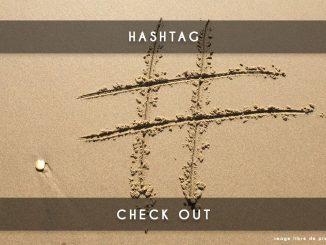 hashtag checkout