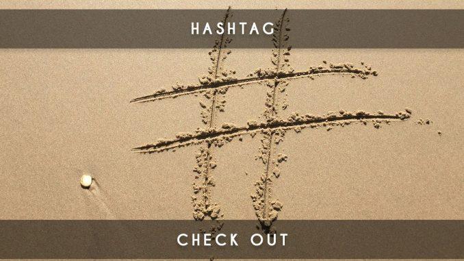 les 3 hashtags
