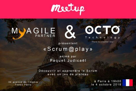 meetup scrum@play