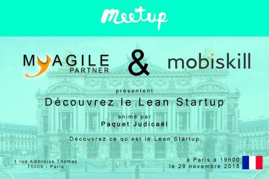 découvrez le Lean Startup