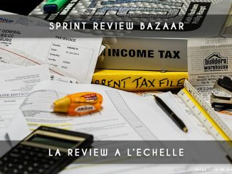 sprint review bazaar