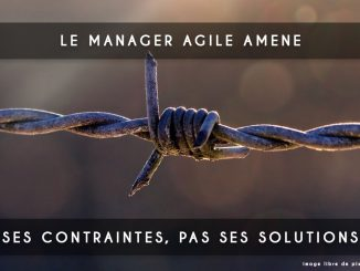 manager en scrum - manager agile