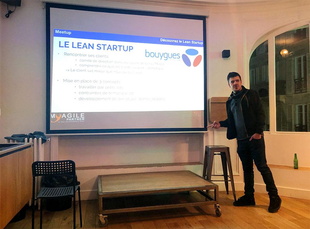 meetup lean startup