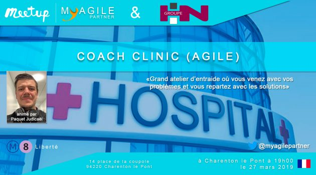 coach clinic (agile) - meetup