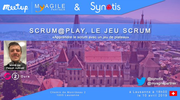 meetup scrum@play lausanne