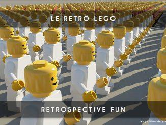 la rétro Lego