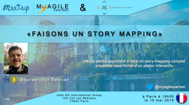 meetup faisons un story mapping