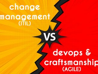 Le change management et agile