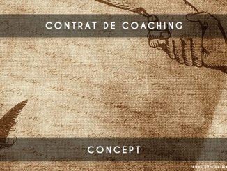 contrat de coaching agile