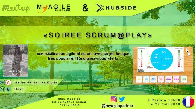 meetup scrum@play paris