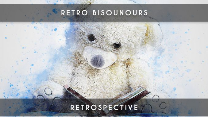 retro bisounours