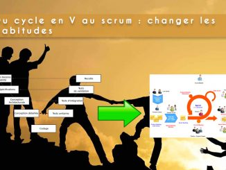 du cycle en v au scrum