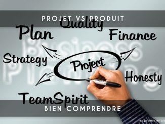 projet vs produit