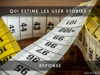 estime les user stories