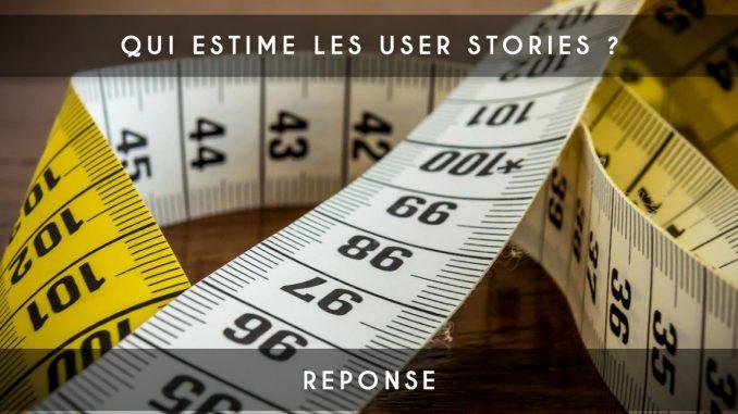 estime les user stories