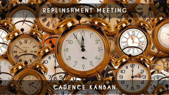 Replinshment Meeting