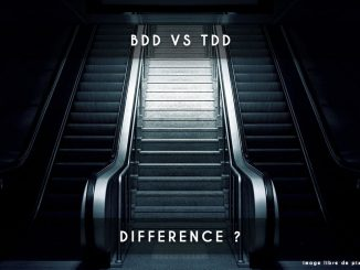 BDD vs TDD