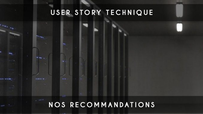 user story technique