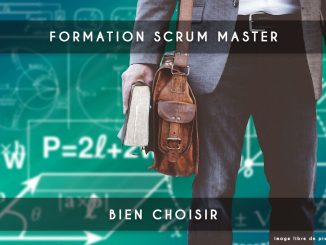formation scrum master